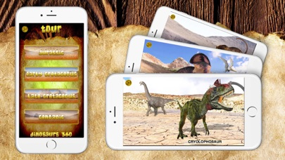 Screenshot #10 for Dinosaurs 360 Gold