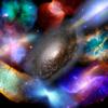 Astronomical Object - Galaxy Nebula Supernova and Planet