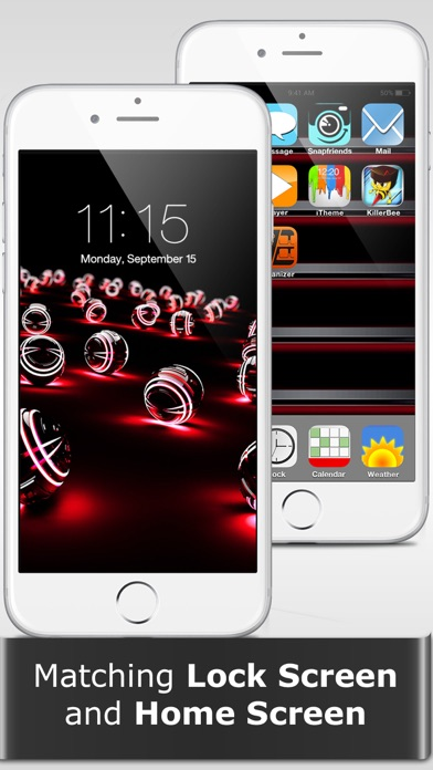 iTheme - Themes for iPhone and iPad IPA Cracked for iOS Free Download