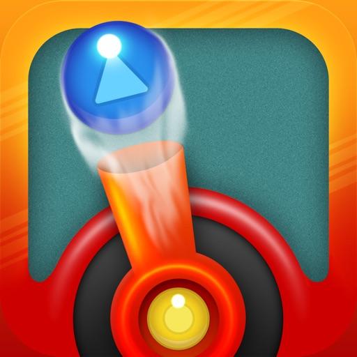 Bubble Shooter Deluxe iOS App