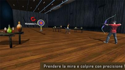 Screenshot of Mondiale Archery Champions Mania : Il Maestro Arci3