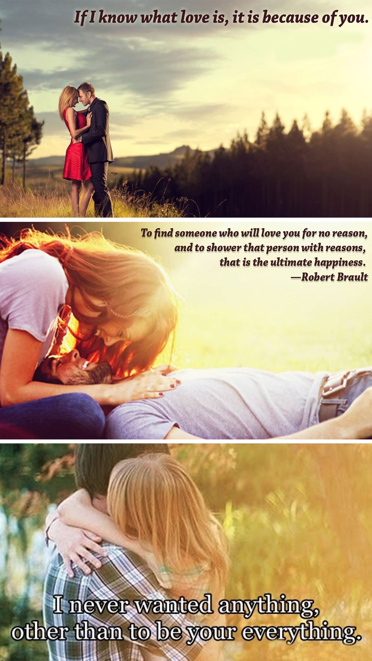 Love Quotes  amp  Sayings   Daily Romantic Messages by Danny Wheeler AppAdvice
