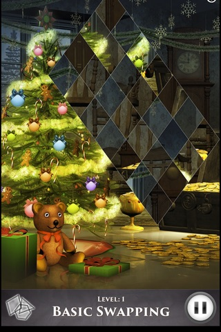 Hidden Scenes - O Christmas Tree screenshot 2