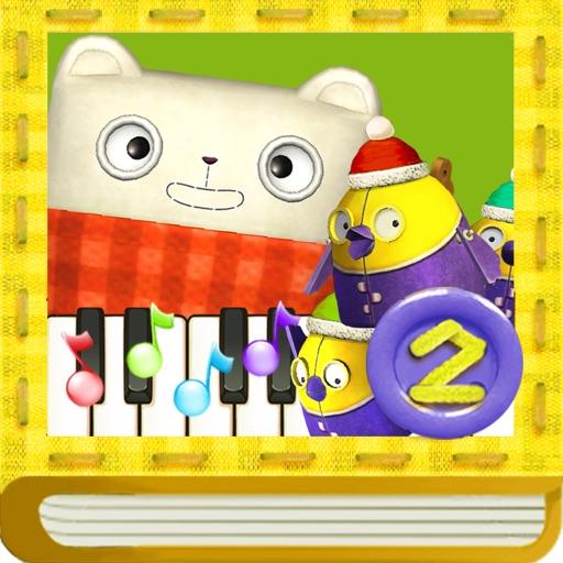 Pilo2:An Interactive Children's Story Book-3D