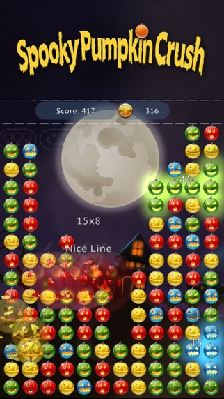 Screenshot of Bubble Explode5