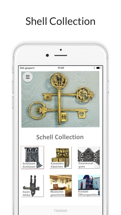 Schell Collection Graz Screenshot