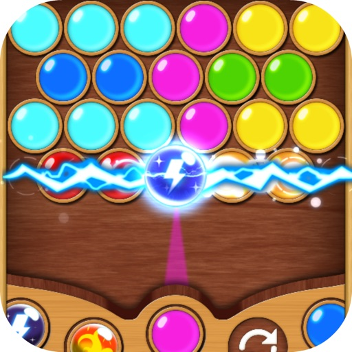 Bubble Halloween Holiday iOS App