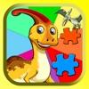 Gioco Di Dinosauri Jigsaw Rompicapo Gratis 2
