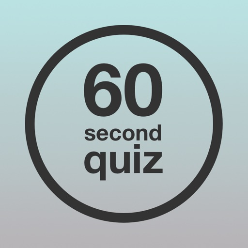 60 Second Quiz - Trivia on the go