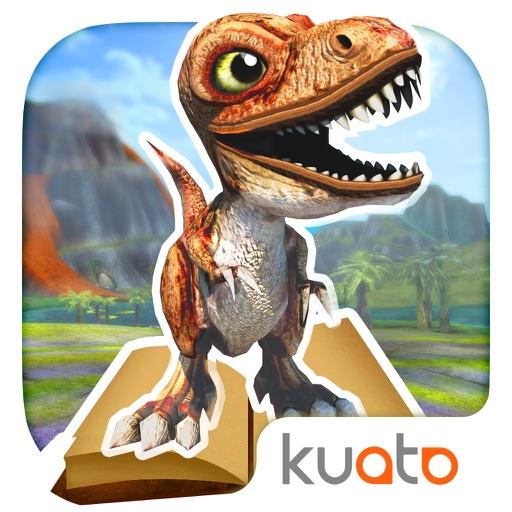 Dino Tales Stickers iOS App