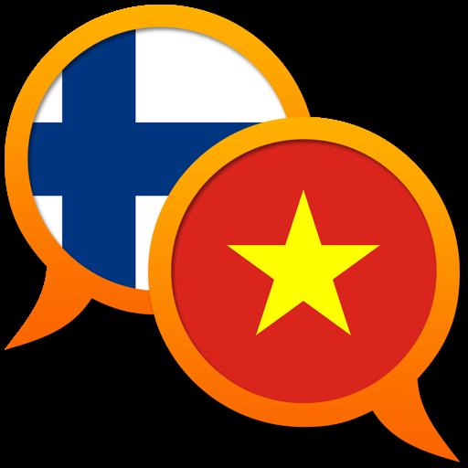 Finnish Vietnamese dictionary