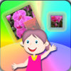 ABC Picture Jigsaw Puzzle For Kids - Flowers & Plants