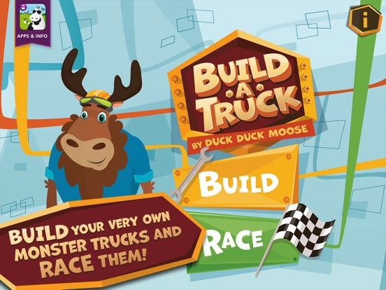 Build a truck by duck duck moose app voor iphone ipad for A touch of class pet salon