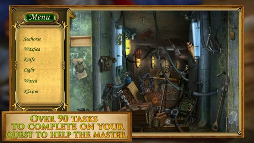 Hidden Object: Adventures Duke of Richelieu Screenshot