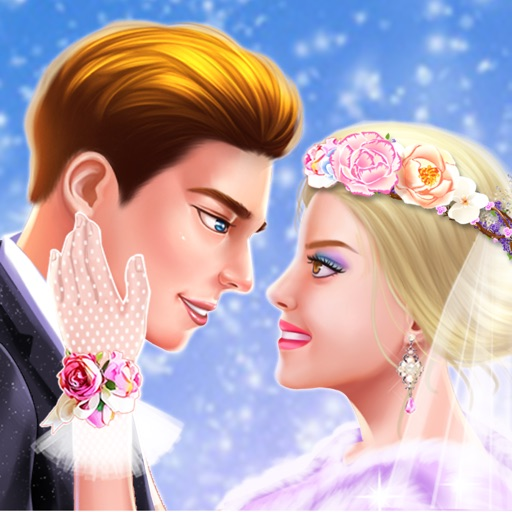 Snow Wedding Salon - Sweet Bride Winter Makeover iOS App