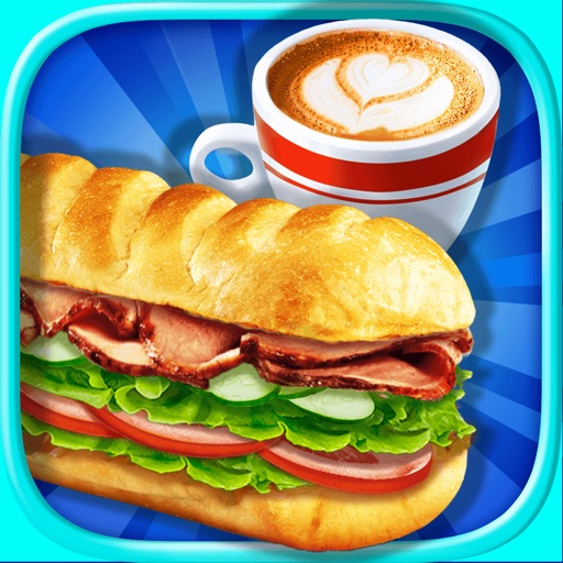 Lunch Food Maker - Super Chef iOS App