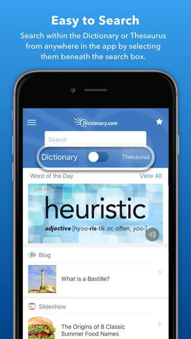 download Dictionary.com Dictionary & Thesaurus Premium apps 2
