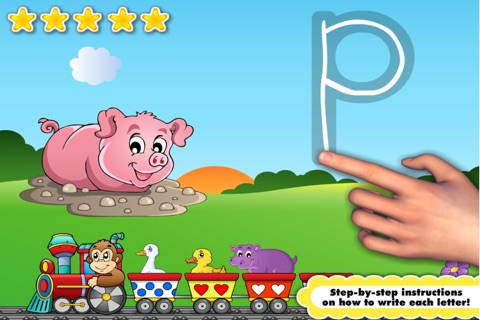 Kids Phonics A-Z, Alphabet, Letter Sounds Learning screenshot 2