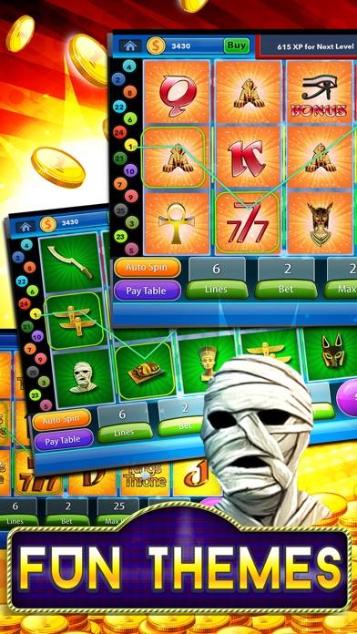 All Slots Casino Pharaoh's Fire screenshot four