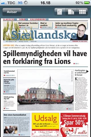 Sjællandske screenshot 2