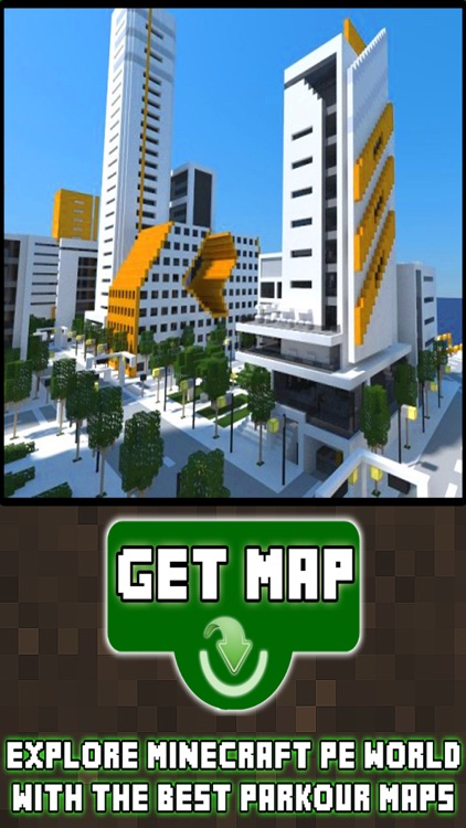 Parkour Maps for Minecraft PE : Pocket Edition by Guang Yin