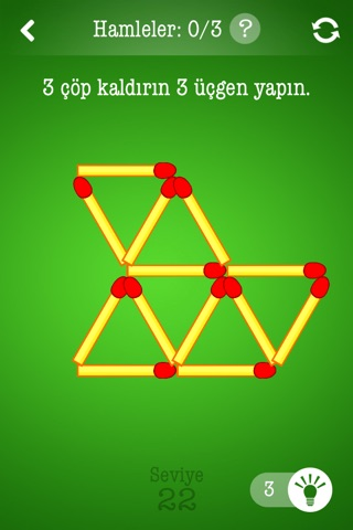 Matchsticks ~ Free Puzzle Game with Matches screenshot 4
