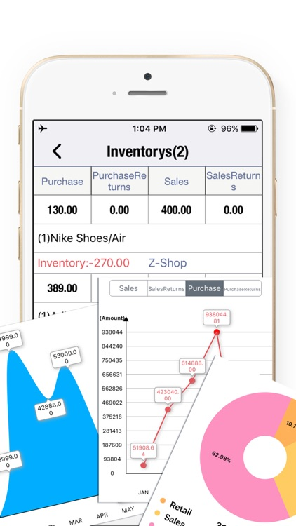 Daily Sales Tracker Pro—Retail Invoicing Software by yongwen hu