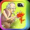 漁夫和金魚 - 互动故事書 iBigToy