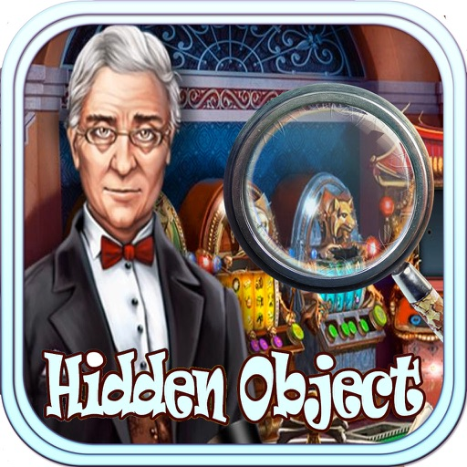 Hidden Object: Mysterious Detective in Casino Free Edition