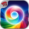 rainbow color game for toddler