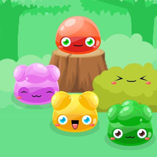 Cutie Drop iOS App