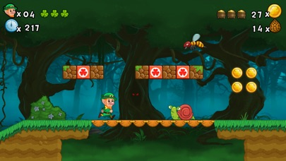 Screenshot of Lep's World 2 - Gioco di Salto4