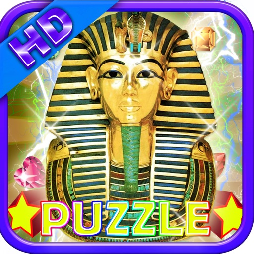 Egyptian Temple Matching Quest - Puzzle Game iOS App