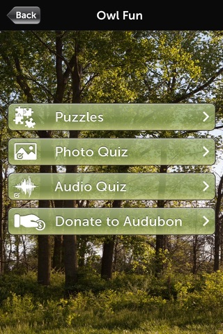 Audubon Owls Guide screenshot 4