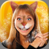 Cat Woman Photo Editor - Cute Kitty Face Changer in the Best Animal Picture Montage Maker Free Download
