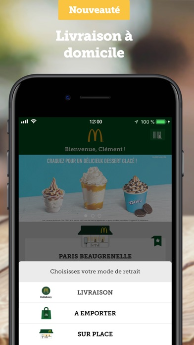 download McDo France apps 1