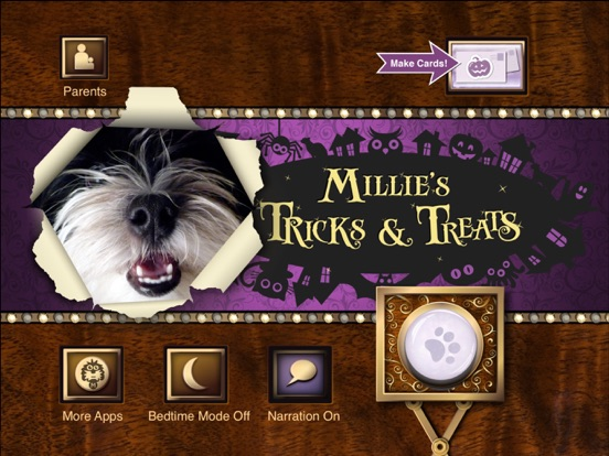 Millie's Book of Tricks and Treats【万圣节故事书】