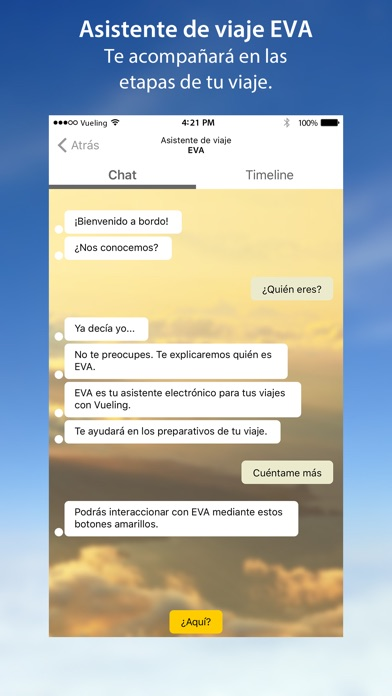 download Vueling - Vuelos baratos apps 0