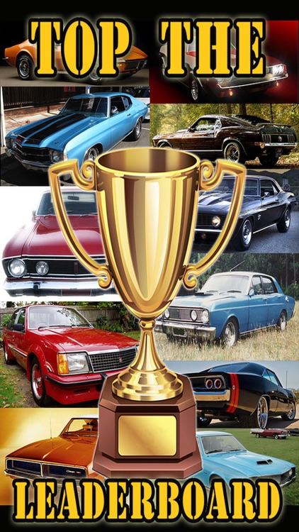 muscle car trivia