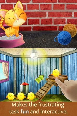 Potty Training With Animals screenshot 4
