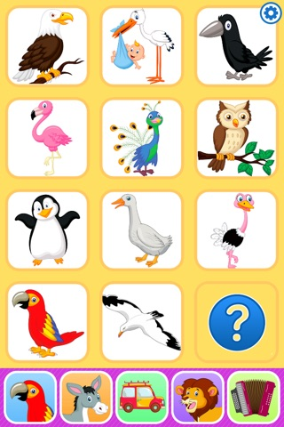 Toddler Games: Kids, Baby Learning Flashcards Free screenshot 1