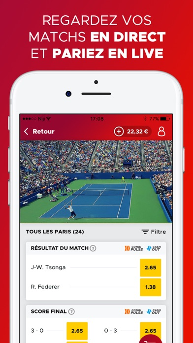 download Betclic Paris Sportifs apps 4