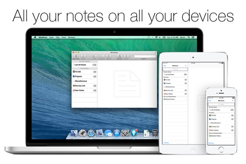 Mindown - The best for Notes, Todos and Lists screenshot 3
