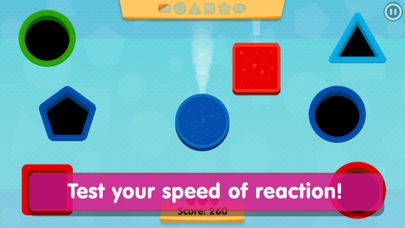Smart Baby Shapes: Learning games for toddler kids