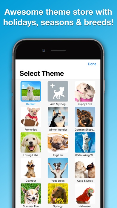 download Weather Puppy: Forecast + Dogs apps 0