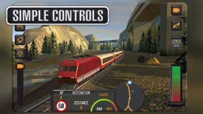 Screenshot of Train Driver 20185