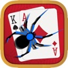 Spider Prank Solitaire Ace of Cards