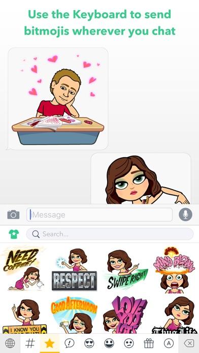 download Bitmoji - Your Personal Emoji apps 1