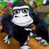 Läufer Monkey Banana