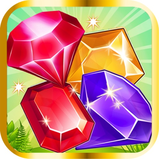 Jewel Pop Saga iOS App